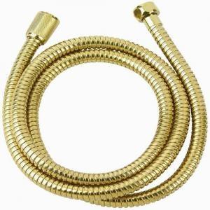 Gouden doucheslang goudkleurige slang