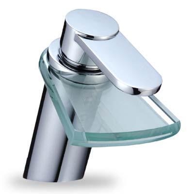 Watervalkraan Paris Design Kraan