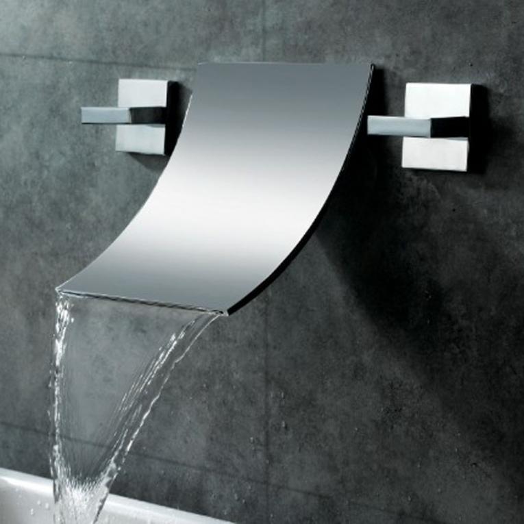 Watervalkraan type Alba design Badkraan - Watervalkranen ...