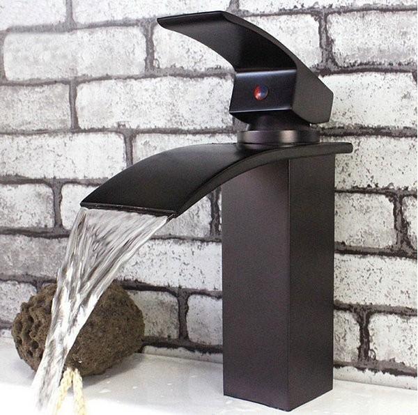 Watervalkraan Barre Elegance Brons Design Kraan