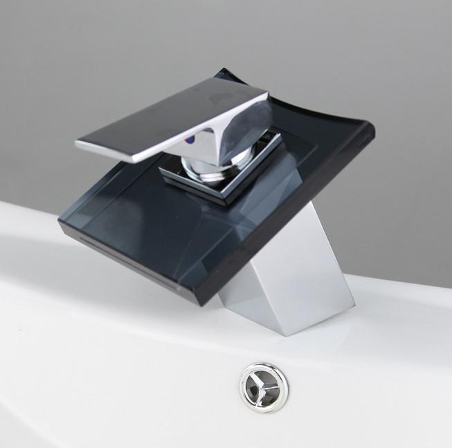 Watervalkraan Carice Bruin Design Kraan